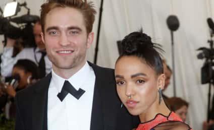 Robert Pattinson: Caught Cheating on FKA Twigs?!