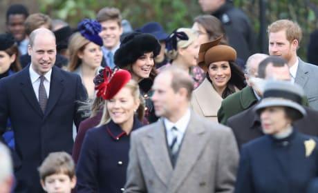 Royal Foursome