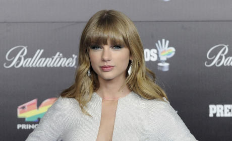 What do you think of Taylor Swift's chesty dress?