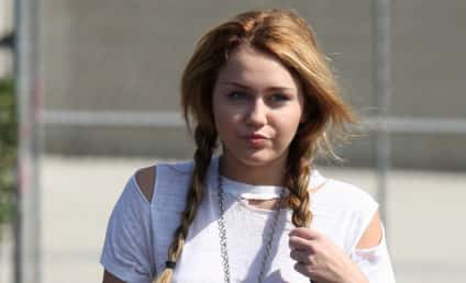 Miley Cyrus: Braided... and Beautiful?