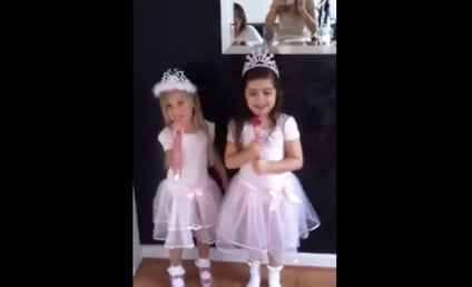 "Sophia Grace Brownlee Covers Nicki Minaj, ""Super Bass"""