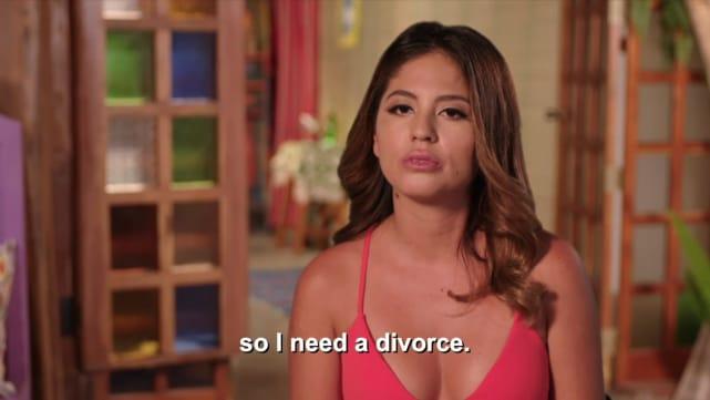 Il est temps de divorcer !