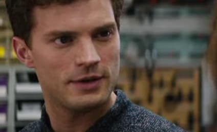 Fifty Shades of Grey Movie Scene Released: Hardware Store Hotness!