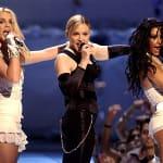 Madonna, Britney Spears, Christina Aguilera