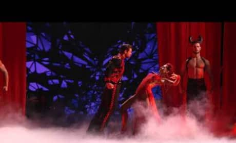 Noah & Sharna - Paso Doble (Dancing with the Stars)