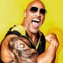 Dwayne Johnson Poses