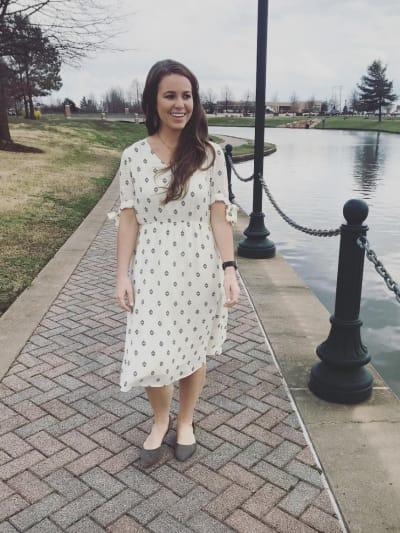 Jana Duggar Dress