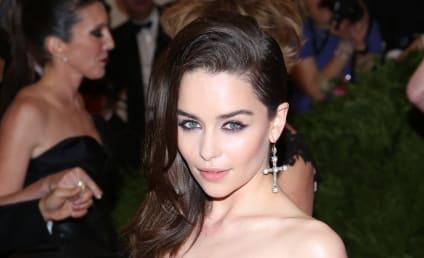 Emilia Clarke to Star in Fifty Shades of Grey?