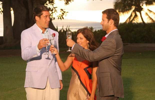 Jillian, Kiptyn and Ed