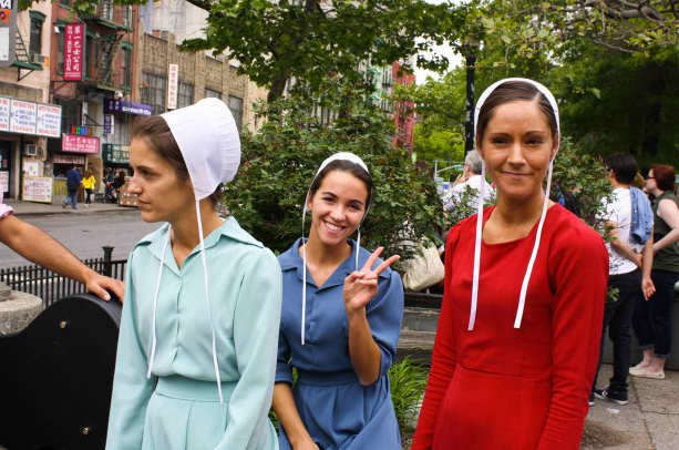 The youngans Breaking Amish already broke Amish