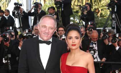 Salma Hayek and Francois-Henri Pinault: Married Again!
