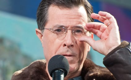 Stephen Colbert Halts The Colbert Report to Be With Ailing Mother