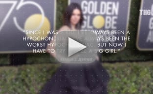Kendall Jenner Talks Anxiety