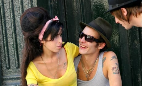 Amy and Blake Photo