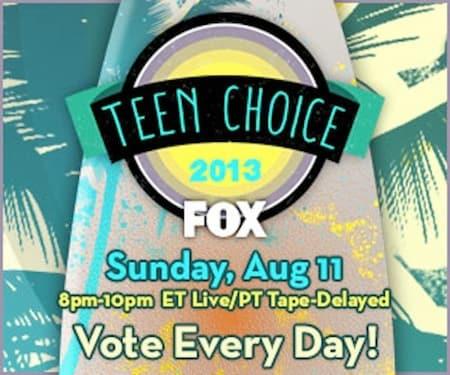 Teen Choice Logo Pic