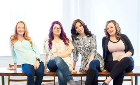 Teen Mom Season 6 Cast Photo