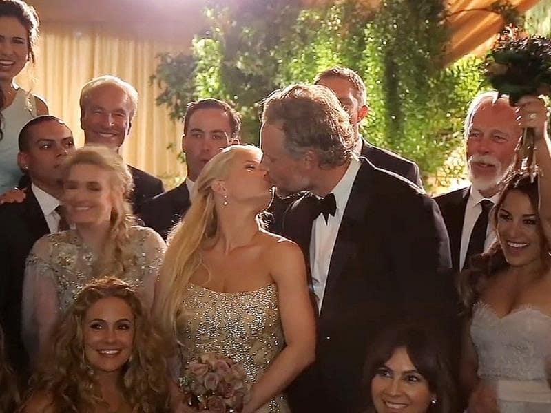 Jessica Simpson Wedding Video Lavish Lovely And Liquored Up