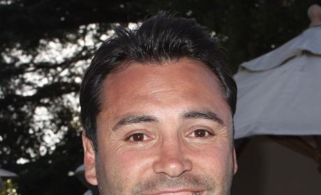 Pic of Oscar De La Hoya