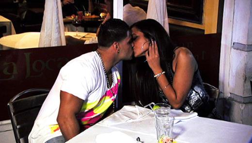 Ronnie and Sammi Smooch