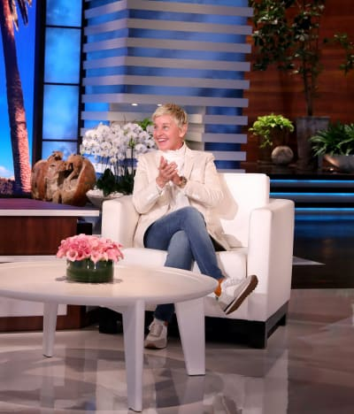Ellen DeGeneres on Season 18 Premiere