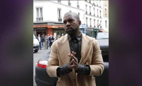 Kardashians in Paris!