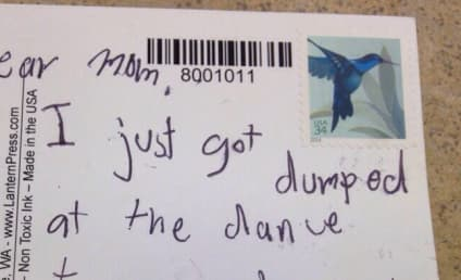 Kid Laments Breakup in Postcard From Camp, Hates Girls So Much