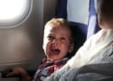 """Demonic Child"" Goes On Rampage, Screams for 8-Hour Flight"