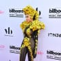 Dencia Attends Billboard Music Awards