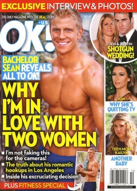 Sean Lowe: In Love With 2 Women!