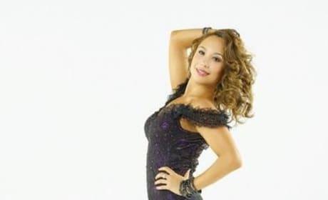 Cheryl Burke Promo Pic