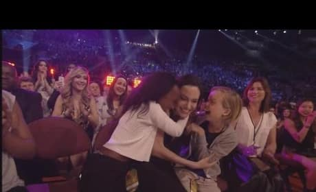 Angelina Jolie at Kids Choice Awards