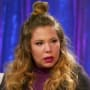 Kailyn Lowry on Set