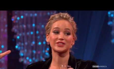 Jennifer Lawrence: My Ass Almost Killed a Man!