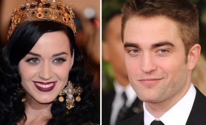 Robert Pattinson and Katy Perry: Spotted! Making Out!!!!!