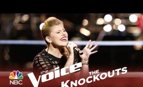 Jessie Pitts - Your Song (The Voice Knockouts)