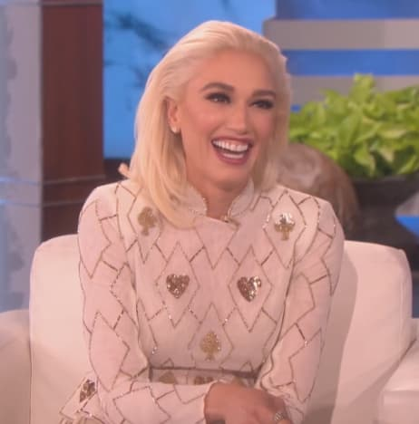 Gwen Stefani Laughs