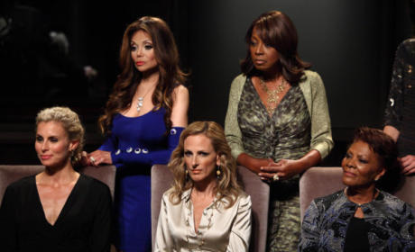 Star Jones on Celebrity Apprentice