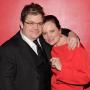 Michelle McNamara and Patton Oswalt Pic
