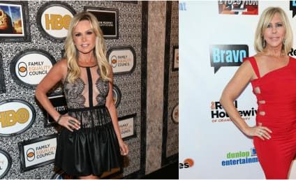 Tamra Judge: It's Time For Vicki Gunvalson To Leave The Real Housewives of Orange County
