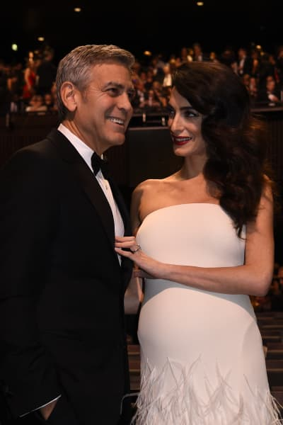 Clooneys!