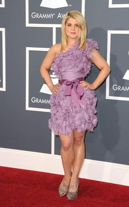 Kelly Osbourne at the Grammys