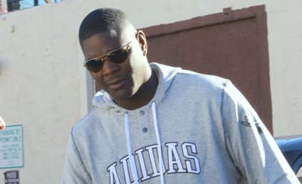 Keyshawn Johnson Arrested for Domestic Violence