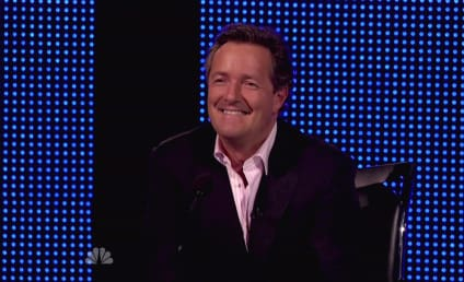 Piers Morgan Resigns as America's Got Talent Judge