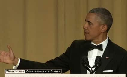 President Obama Gives Shout-Out to Kendall Jenner at the White House Correspondent's Dinner