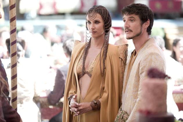 Oberyn and Ellaria Photo