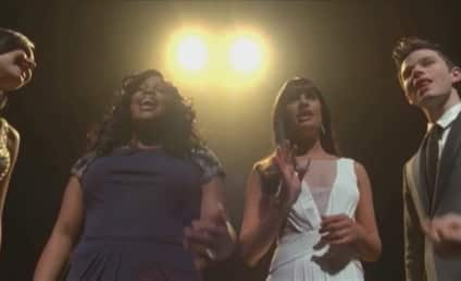 """Glee Cast Honors Whitney Houston, Covers """"How Will I Know"""""""