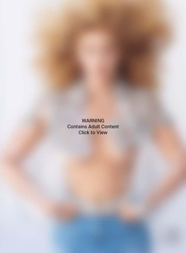 Gigi Hadid Nipple Alert!