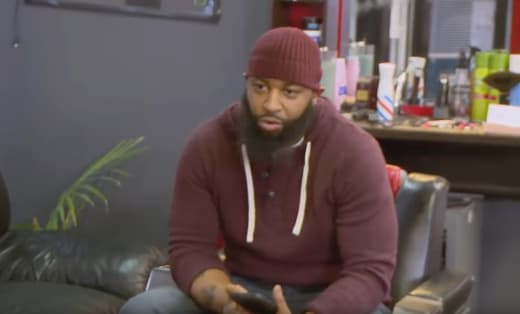 Kendell Cook appears on 90 Day Fiance