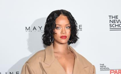Rihanna: Latest Pics Prompt Pregnancy Rumors