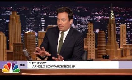 "Arnold Schwarzenegger Sort of Covers ""Let It Go,"" Ruins Frozen Forever"